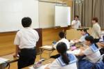 令和元年度体験入学<三輪中学校>【71】