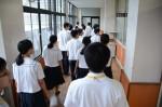 令和元年度体験入学<三国中学校>【15】
