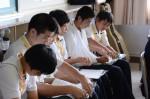 令和元年度体験入学<三国中学校>【22】