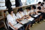 令和元年度体験入学<三国中学校>【23】