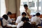 令和元年度体験入学<三国中学校>【28】