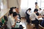 令和元年度体験入学<三国中学校>【30】