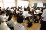令和元年度体験入学<三国中学校>【32】