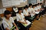 令和元年度体験入学<三国中学校>【33】