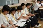 令和元年度体験入学<三国中学校>【34】