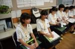 令和元年度体験入学<三国中学校>【35】