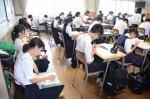令和元年度体験入学<三国中学校>【38】