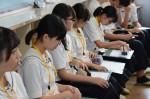令和元年度体験入学<三国中学校>【41】