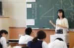 令和元年度体験入学<三国中学校>【42】