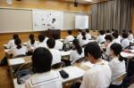 令和元年度体験入学<三国中学校>【43】