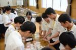令和元年度体験入学<三国中学校>【55】