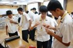 令和元年度体験入学<三国中学校>【61】