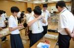 令和元年度体験入学<三国中学校>【62】