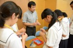 令和元年度体験入学<三国中学校>【63】