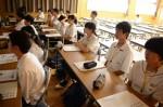 令和元年度体験入学<三国中学校>【70】