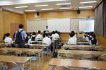 令和元年度体験入学<春吉中学校>【2】
