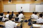 令和元年度体験入学<春吉中学校>【5】