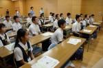 令和元年度体験入学<春吉中学校>【8】