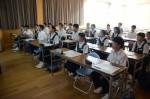 令和元年度体験入学<春吉中学校>【10】