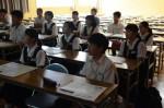 令和元年度体験入学<春吉中学校>【12】