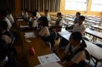 令和元年度体験入学<春吉中学校>【14】