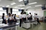 令和元年度体験入学<春吉中学校>【18】