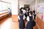 令和元年度体験入学<春吉中学校>【20】