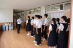 令和元年度体験入学<春吉中学校>【21】