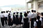 令和元年度体験入学<春吉中学校>【23】