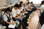 令和元年度体験入学<春吉中学校>【30】