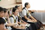 令和元年度体験入学<春吉中学校>【31】