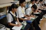 令和元年度体験入学<春吉中学校>【32】