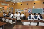 令和元年度体験入学<春吉中学校>【34】