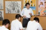 令和元年度体験入学<春吉中学校>【35】