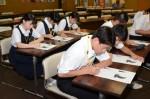 令和元年度体験入学<春吉中学校>【37】