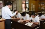 令和元年度体験入学<春吉中学校>【40】