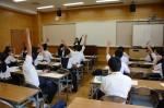 令和元年度体験入学<春吉中学校>【43】