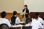 令和元年度体験入学<春吉中学校>【44】