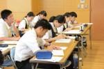 令和元年度体験入学<春吉中学校>【46】