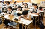 令和元年度体験入学<春吉中学校>【47】
