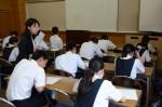令和元年度体験入学<春吉中学校>【51】