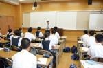 令和元年度体験入学<春吉中学校>【52】