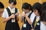 令和元年度体験入学<春吉中学校>【57】