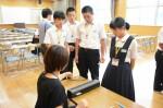令和元年度体験入学<春吉中学校>【60】