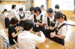 令和元年度体験入学<春吉中学校>【62】