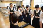 令和元年度体験入学<春吉中学校>【63】