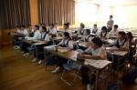 令和元年度体験入学<春吉中学校>【68】