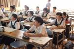 令和元年度体験入学<春吉中学校>【69】