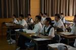令和元年度体験入学<春吉中学校>【70】