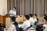 令和元年度体験入学<春吉中学校>【71】